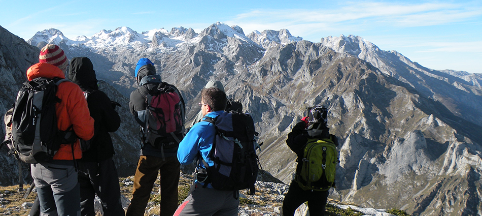Trekking in the Picos de Europa